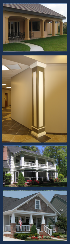 PVC Column Covers