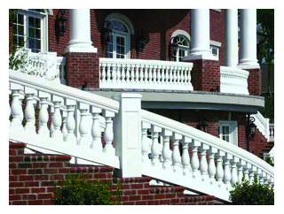 Architectural Balustrade