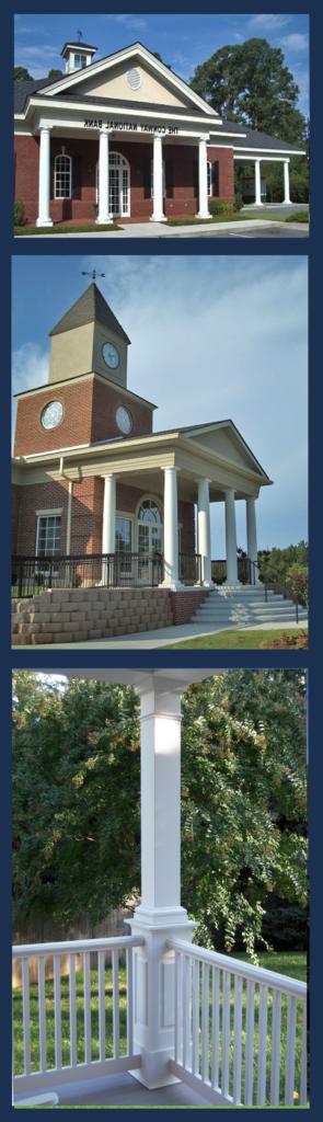 Fiberglass Composite Column Covers